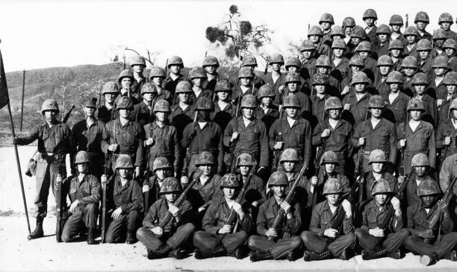 C Company, 2nd Infantry Trainins Regiment