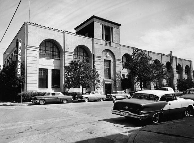 BUILDING BUILT IN 1927