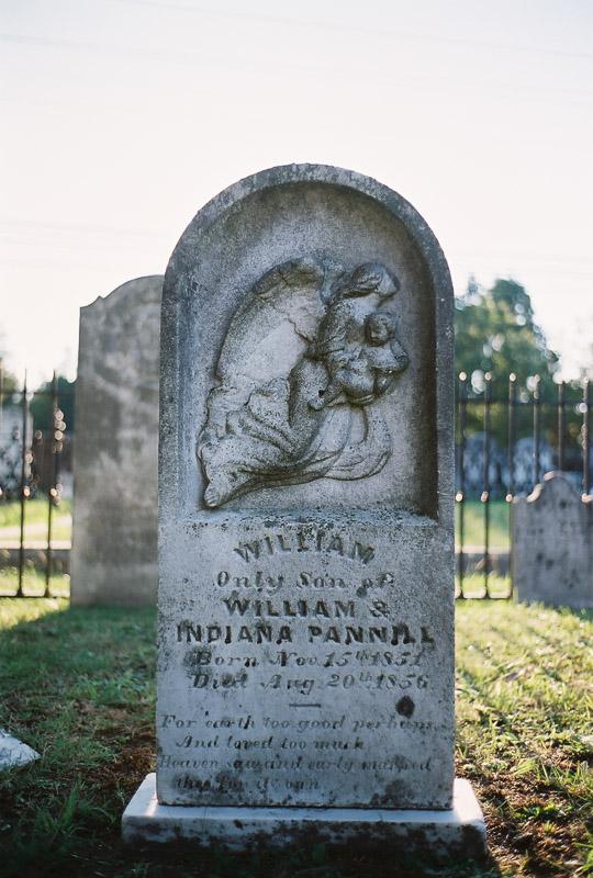 Blandford Cemetery